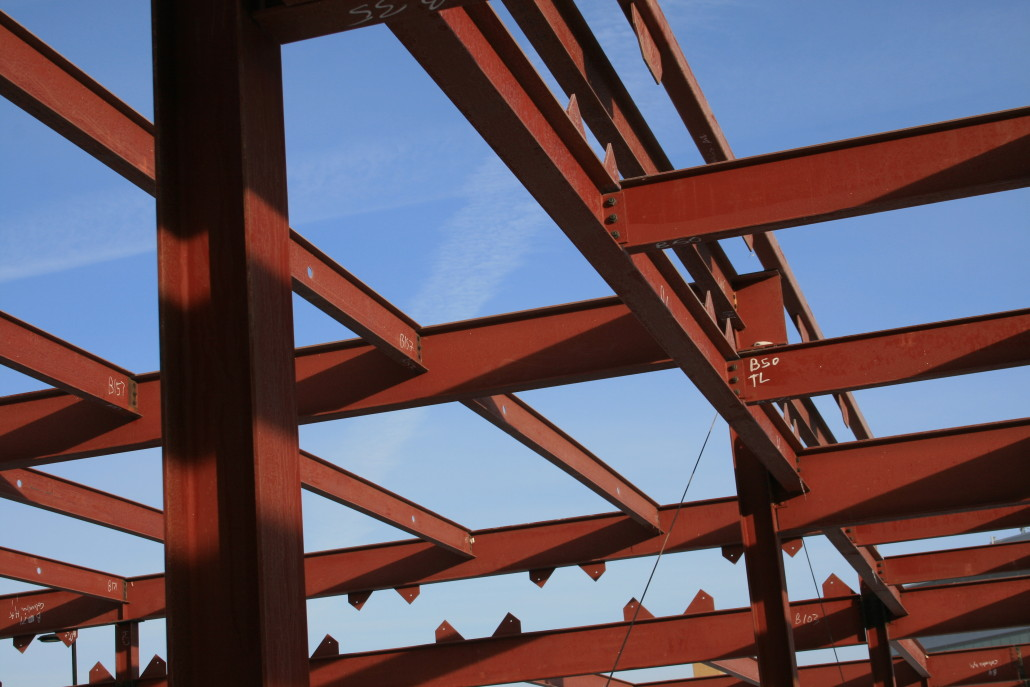 Structural steel division 5 fabrication cab construction for Structural steel home designs