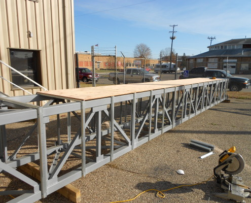 Conveyor Support