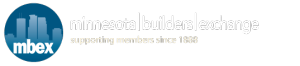 Minnesota Builders Exchange logo